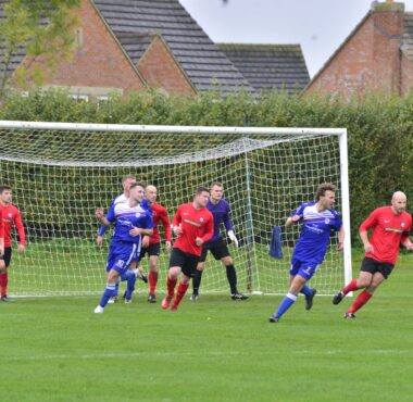 VIDEO Pocklington 6 - 0 Hedon Rangers